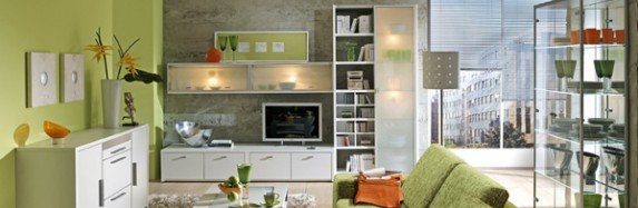 Living Room Furniture: Entertainment Center Picks for Small Spaces