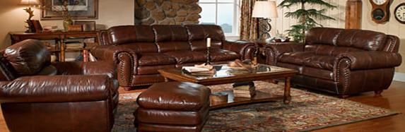 5 Ways to Decorate with Brown Leather Living Room Furniture Sets