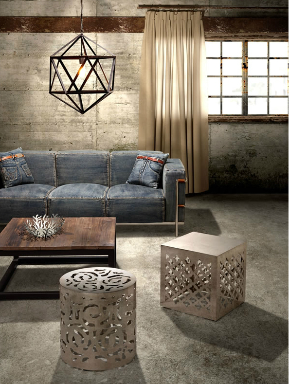 zuo_era_lifestyle_lasso_sofa_and_cowboy_cushion_and_civic_center_square_coffee_table_and_amethyst_small_ceiling_lamp_and_kailua_stool_and_kihei_stool